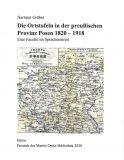 Die Ortstafeln in der preußischen Provinz Posen 1820-1918